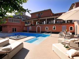 Hotel Monte Rosa, Chiavari