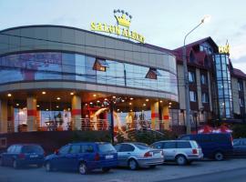 Hotel Albert, Suceava