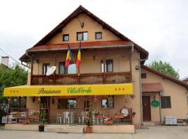 Villa Verde, Bucharest