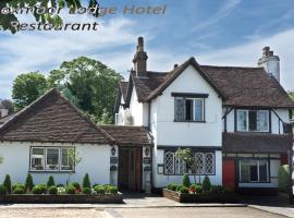 Boxmoor Lodge Hotel, Hemel Hempstead