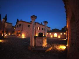 Castello di Leonina, Casetta