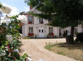 Villa des Bordes, Cléry-Saint-André