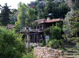 Simena Pension, Kaleucagız