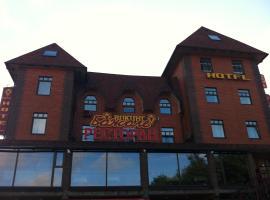 Viking Hotel, Vyborg