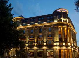 Tufenkian Historic Yerevan Hotel, Erivan