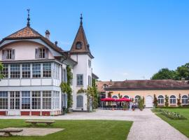Château de Bossey, Bogis-Bossey