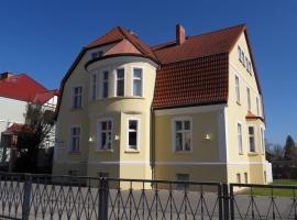 Ferienappartements Rindfleisch, Stralsund