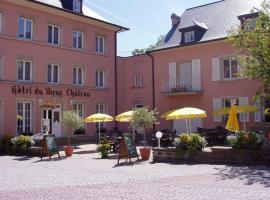 Hôtel - Restaurant du Vieux Château, Wiltz