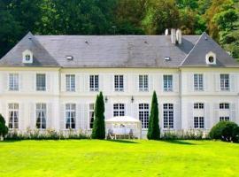 B&B Château du Saulsoy, Chamigny