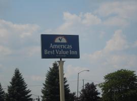 Americas Best Value Inn Maumee/Toledo, Maumee