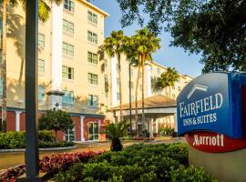 Fairfield Inn & Suites by Marriott Orlando International Drive/Convention Center, Orlando