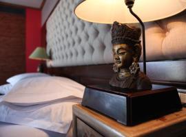 Hotel Simfonia, Рымнику-Вылча