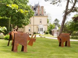 Les Villas d'Arromanches, Arromanches-les-Bains