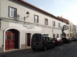 Residencial Carvalho, Sines