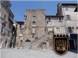 Antica Torre, Tivoli