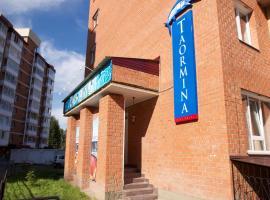 Hotel Taormina, Irkutsk