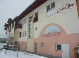 Appartementanlage Mölltaler Gletscher, Flattach