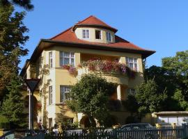 Pension Villa Gisela, Weimar
