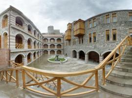 Hotel Gino Wellness Rabath, Akhaltsikhe