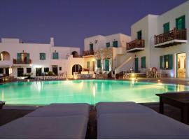 Hotel Odysseus, Hóra Folegándru