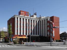 Hotel 1-2-3 Kofu Shingen Onsen, Kofu