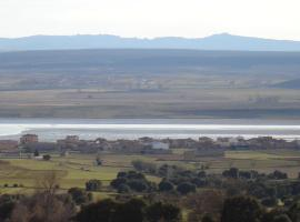 Casas Rurales La Laguna y La Buhardilla, Gallocanta