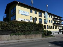 Hotel Zur Post, 베슬링