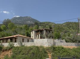 Pikoulianika Apartments, Mystras