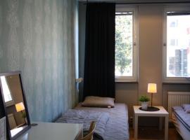 Drottninggatans Vandrarhem, Karlskrona