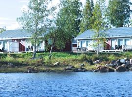 Camp Frevisören, Båtskärsnäs