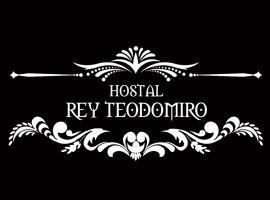 Hostal Rey Teodomiro, Orihuela