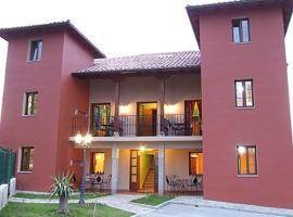 Apartamentos Rurales Las Dos Torres, Isla