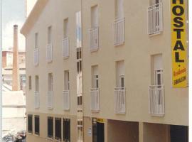 Hostal Residencia Gibraleón, Béjar