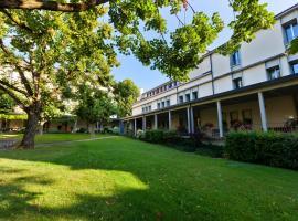 Hotel La Longeraie, Morges
