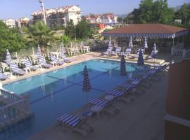 Yeni Istanbul Apart, فتحية