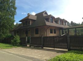 Villa Forest, Babīte