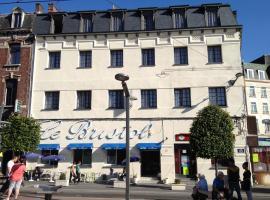 Hotel Le Bristol, Valenciennes