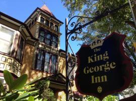 King George Inn, Annapolis Royal