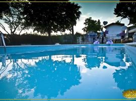 Villa La Rena, Anagni