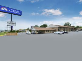 Americas Best Value Inn - Fredericksburg North, Fredericksburg