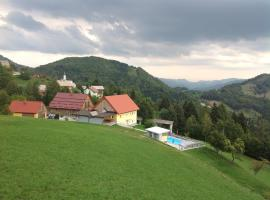 Apartments Za Grapo, Cerkno