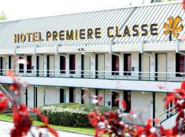 Premiere Classe Rennes Est Cesson, Cesson-Sévigné