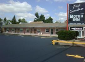 Pink Fountain Motor Inn, Depew