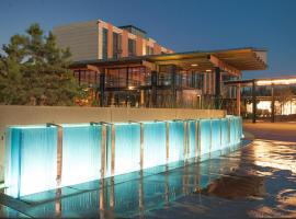 Coeur D'Alene Casino Resort Hotel, Worley