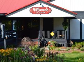 Hillwinds Lodge, Franconia