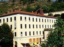 Gran Hotel Balneario, Baños de Montemayor