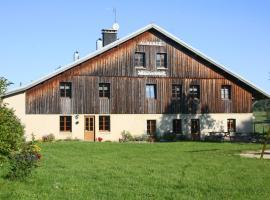 Auberge de la Perdrix, Hauterive-la-Fresse