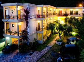 Hotel Loukas & Apartments, Vrahos