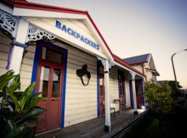 Stables Lodge Backpackers, Napier