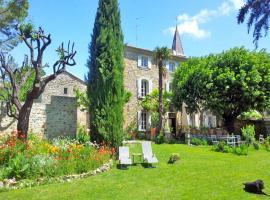 La Bastide Des Cèdres, Saint-Pantaléon-les-Vignes